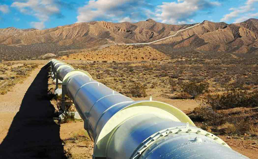 petrolium pipeline starts working between india and nepal