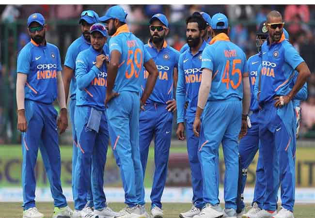 OND DAT MATCH THREE SERIES INDIA TEAM ANNOUNCED