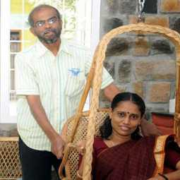 KV Jayasree is the 4th woman writer from Tamil Nadu to receive the Sahitya Academy Award