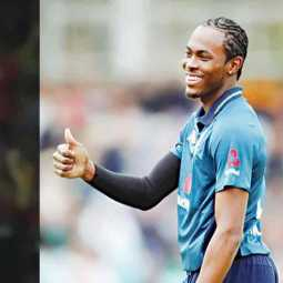 jofra archer interview about worldcup