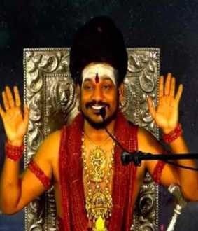 interpole issues blue corner notice to nithyananda