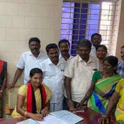 thiruvannamalai local election