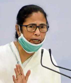 mamata banerjee about eight mp suspension