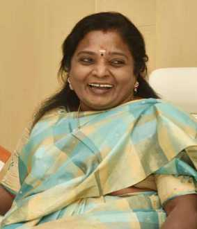 tamilisai poem about corona