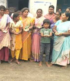 Non-standard rice during Pongal festival? Women struggle!
