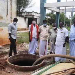 2 boys who fell in a septic tank and died Rs. CPM demands Rs 20 lakh compensation
