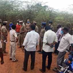 PUDUKKOTTAI CHILD INCIDENT POLICE INVESTIGATION