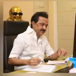 DMK ALLIANCE PARTIES MEETING SUNDAY MK STALIN DISCUSSION