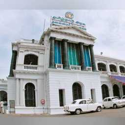 tamilnadu chief secretariat closed two days