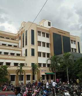 salem district government hospital two employees suspend