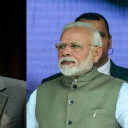 modi held tele conference with sundar pichai