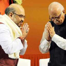 advani about kashmir issue