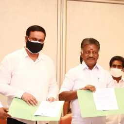 admk and pmk leaders discussion