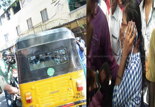 CHENNAI LAWYER INCIDENT POLICE INVESTIGATION