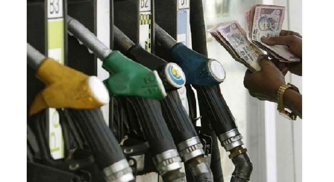 Petrol, diesel prices decline