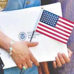 america eased the regulations for green card applicants