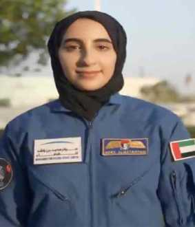 first uae women astronaut