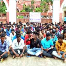 tamilnadu govt 5th, 8th board exam  against students and parents strike