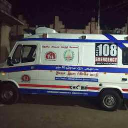 ambulance incident in thenkasi