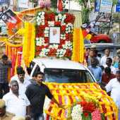P.H.Pandiyan's last rally photos