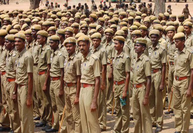 TAMILNADU DGP TRIPATHY IPS ANNOUNCED 311 SI POLICE  PROMOTION