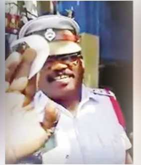 Dismissal of police SI; Fraud Complaint for Fines SALEM DISTRICT POLICE