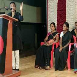 DK CONFERENCE IN PUDUKOTTAI