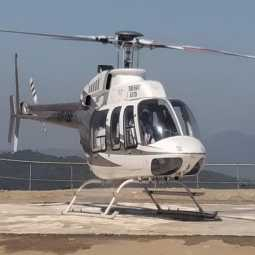 mullaiperiyar dam helicopter facilities tourist happy
