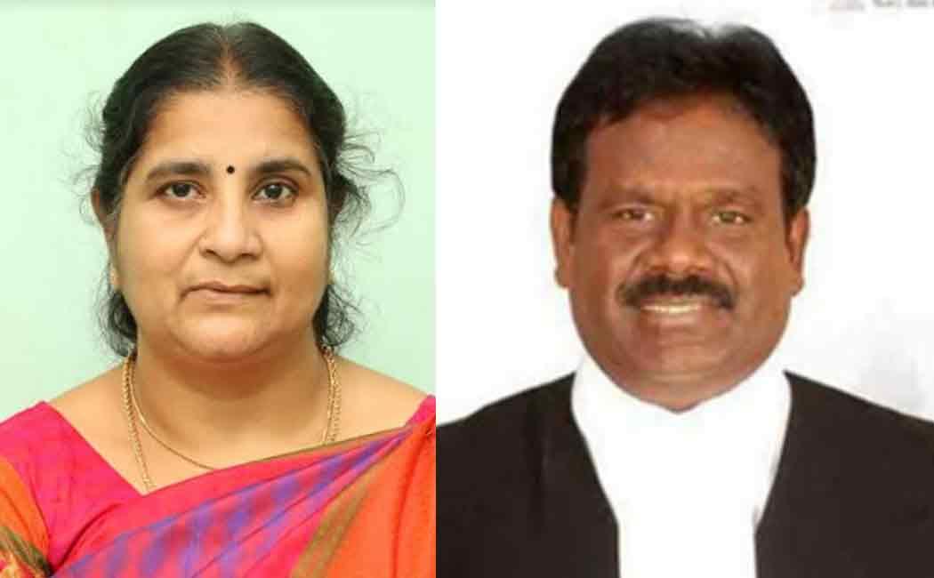 Kaduvetti Guru's wife .. Will  divide Balu's votes ..?
