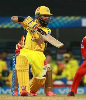 IPL CRICKET MATCH CHENNAI SUPER KINGS TEAM WIN
