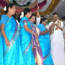 congress women's day celebration