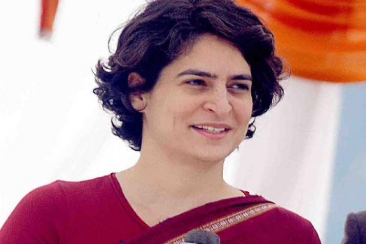 priyanka gandhi request to youngsters after releasing congress manifesto