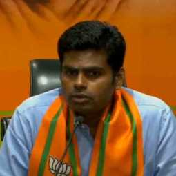 BJP vice president Annamalai talks!