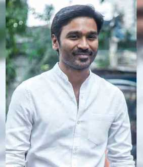 '' I think I will impress him at least this time '' - whom does Dhanush say!