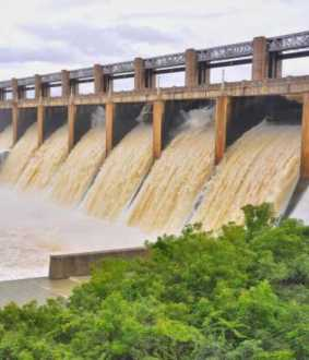 salem district, mettur dam water level
