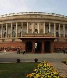 parliament lok sabha winder session working time announced secretary
