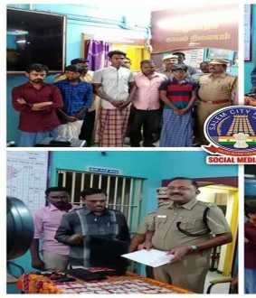 fake aadhaar cards, pan cards centre salem district attur police arrested