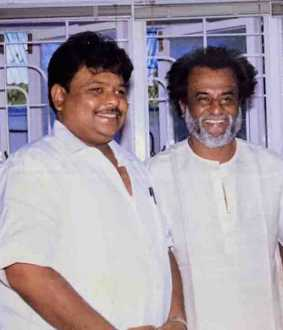 vetrivel ammk - rajinikanth actor - Karate R. Thiagarajan Congress