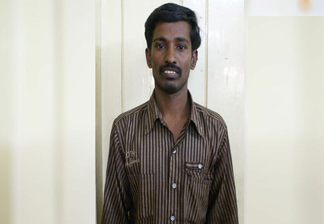 trichy lalitha  thief  murugan police investigation