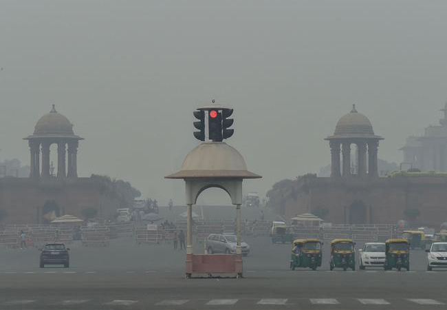 delhi govt today amendment odd and even number vehicle air pollution