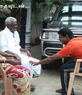 NAAM TAMILAR KATCHI SEEMAN FATHER PASSED AWAY