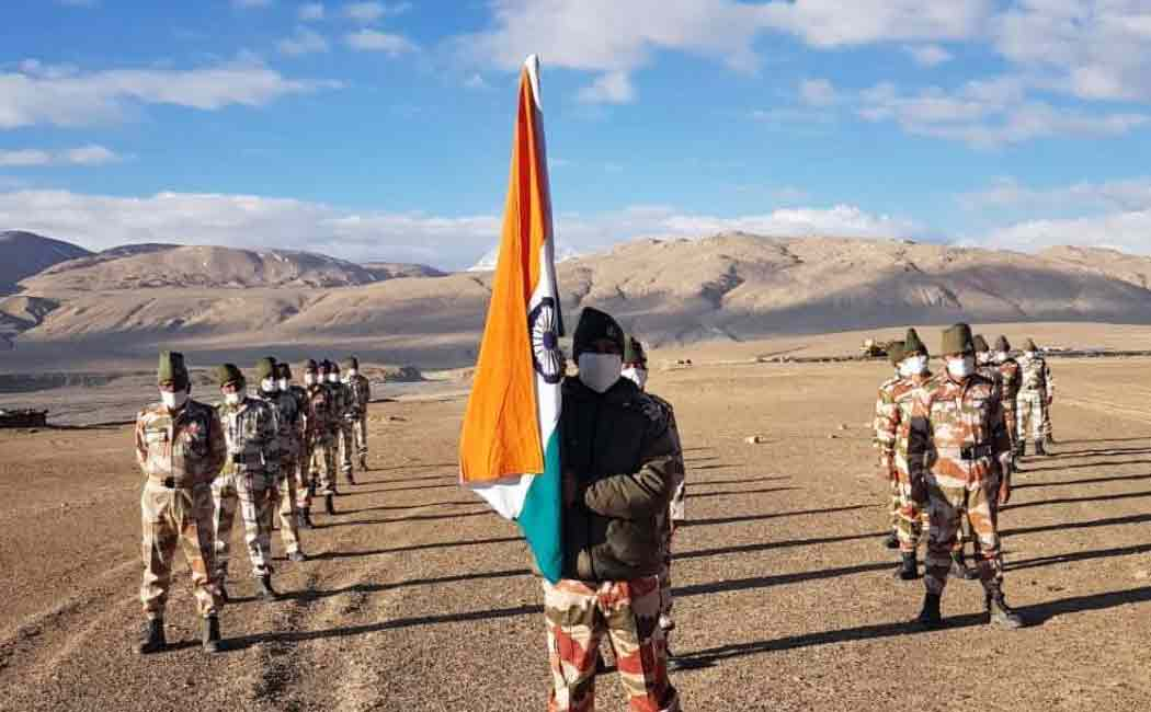 china soldier caught in ladakh