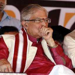 murali manohar joshi statement about not contesting in loksabha election