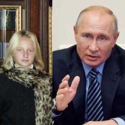 Vladimir Putin's daughter vaccinated by first covid 19 vaccine