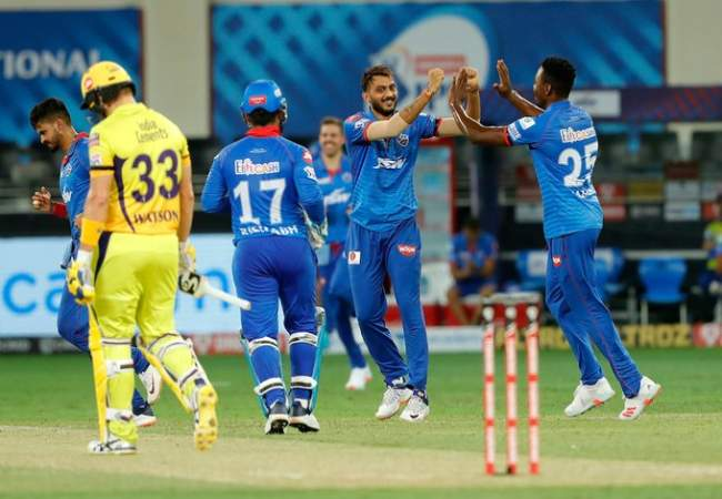 ipl match chennai super kings vs delhi capitals