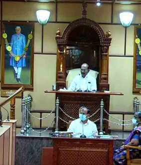 puducherry narayanasamy cabinet resign