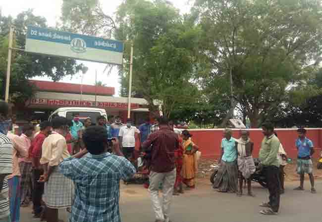 cuddalore district four year child incident parents police station