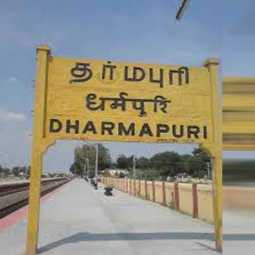 Corona sign for 2 new people in Dharmapuri Import from Coimbate