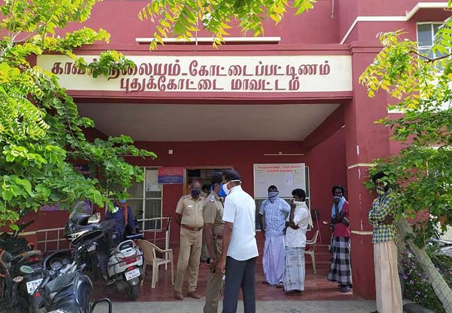 cooldrinks and pudukkottai district incident