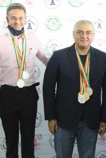 Ajith Gold medal Photos